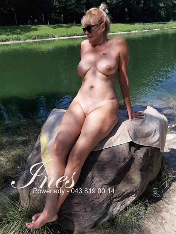 Ines in Kroatien